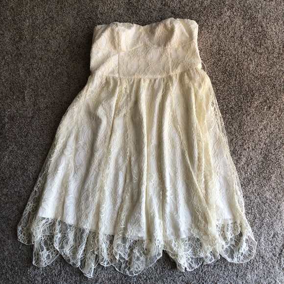 Thistlepearl Dresses & Skirts - NWT, UO Thistlepearl Lace Dress, size 6.